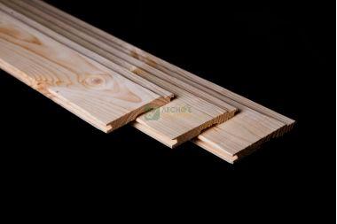 Вагонка Сосна, 13х90х2900, сорт АВ (Софт-лайн)