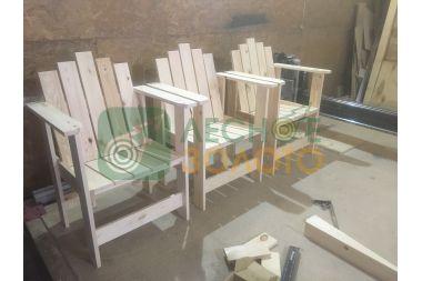 Кресло сосна 20мм (ТМ)