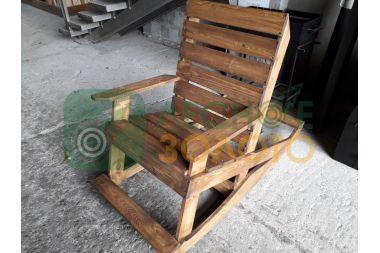 Кресло качалка (ТМ) краш.